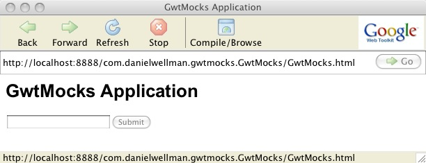 Mocking GWT widgets with GWTMockUtilities - Stay on Target